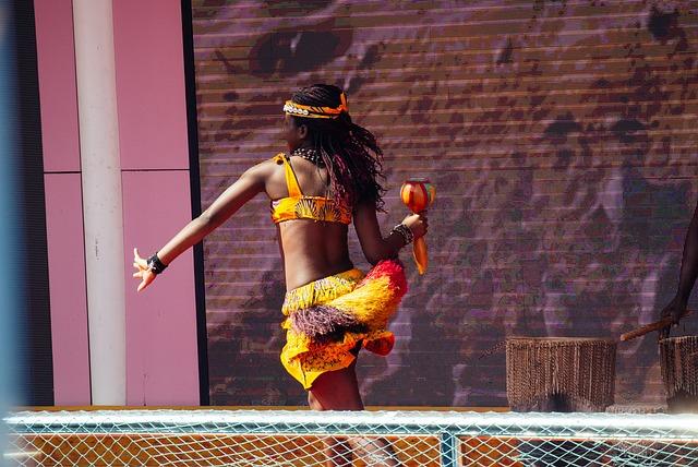 Kwanzaa celebrates ballroom dance roots